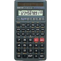 Casio FX-260 Solar Scientific Calculator - $19.75