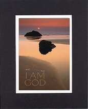GoodOldSaying - Poem for Inspirations - Be Still, and know that . . . Poem on... - $9.85