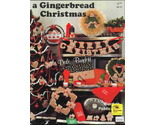 Dale burdett a gingerbread christmas cross stitch thumb155 crop