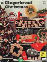 Dale burdett a gingerbread christmas cross stitch thumb200