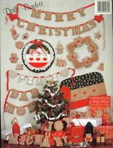 Dale burdett a gingerbread christmas cross stitch 1 thumb200