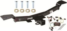 Trailer Hitch W/ Wiring Kit For 2005 2009 Hyundai Tuscon Draw Tite Class Iii New - $208.04