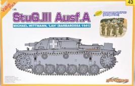 1/35 StuG.III Ausf.A Michael Wittmann, LAH (Barbarossa 1941) Cyber Kit 9143 - $22.99