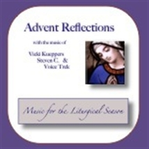 ADVENT REFLECTIONS by Vicki Kueppers