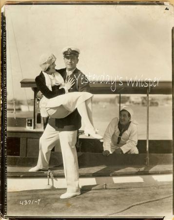 Reginald Denny Marian Nixon c1926 Original Silent Photo