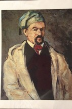 Uncle Dominic(Mini Print) By Paul Cezanne - $15.00
