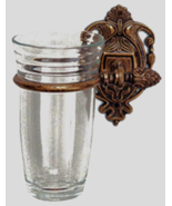 Venezia - Wall Mount Cup - Antique by Harroga... - $33.50