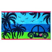 "MEMBERS MARK Youth Beach Towel - 100% Heavy Wgt. Cotton 30"" x 60""   - $9.46+"
