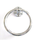 Rotondo - 8 Towel Ring - Chrome by Harrogate House - $36.50