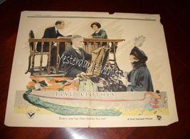 Tragic Alma Rubens Fine Clothes '24 Original Lobby Card - $49.99
