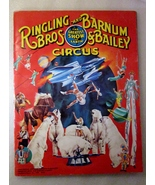 Ringling Bros and Barnum & Bailey Circus 1981 Souvenir Program - $9.99