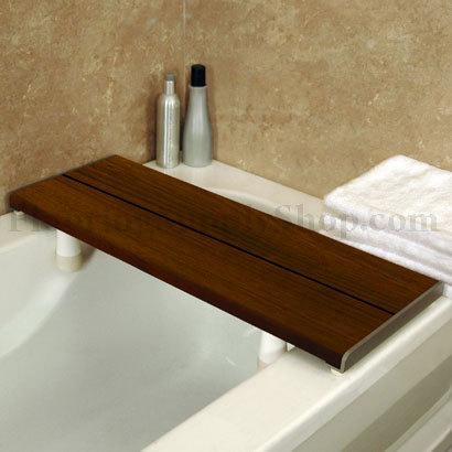 Invisia bath bench