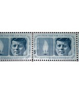 John F. Kennedy 1964 Memorial Eternal Flame 5 Cent Stamps Sheet of 49 MNH - $20.46