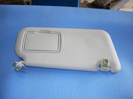 2011 2012 2013 MAZDA 2 RIGHT SUN VISOR