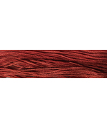Red Rover 6 strand hand dyed embroidery floss 5... - $2.00