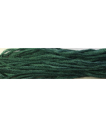 Patina 6 strand hand dyed embroidery floss 5yd skein Ship's Manor  - $2.00