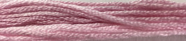Party Dress 6 strand hand dyed embroidery floss 5yd skein Ship's Manor  - $2.00