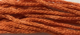 October Moon 6 strand hand dyed embroidery floss 5yd skein Ship's Manor  - $2.00