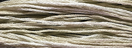 Marley's Ghost 6 strand hand dyed embroidery floss 5yd skein Ship's Manor  - $2.00