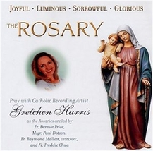 COMPLETE ROSARY by Gretchen Harris - $22.95