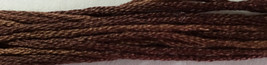 Ganache 6 strand hand dyed embroidery floss 5yd skein Ship's Manor  - $2.00