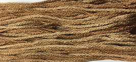 Elevenses 6 strand hand dyed embroidery floss 5yd skein Ship's Manor  - $2.00