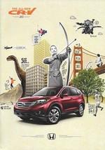 2012 Honda CR-V sales brochure catalog 12 CRV LX EX EX-L - $7.00