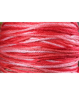 Cupid 6 strand hand dyed embroidery floss 5yd skein Ship's Manor  - $2.00