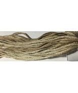 Cream n Sugar 6 strand hand dyed embroidery floss 5yd skein Ship's Manor  - $2.00