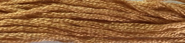 Ancient 6 strand hand dyed embroidery floss 5yd skein Ship's Manor  - $2.00