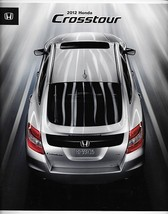 2012 Honda CROSSTOUR sales brochure catalog US 12 Accord EX EX-L - $8.00