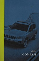 2012 Jeep COMPASS brochure catalog US 12 Sport Limited Latitude - $6.00