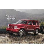 2012 Jeep LIBERTY LATITUDE sales brochure sheet 12 4WD - $6.00