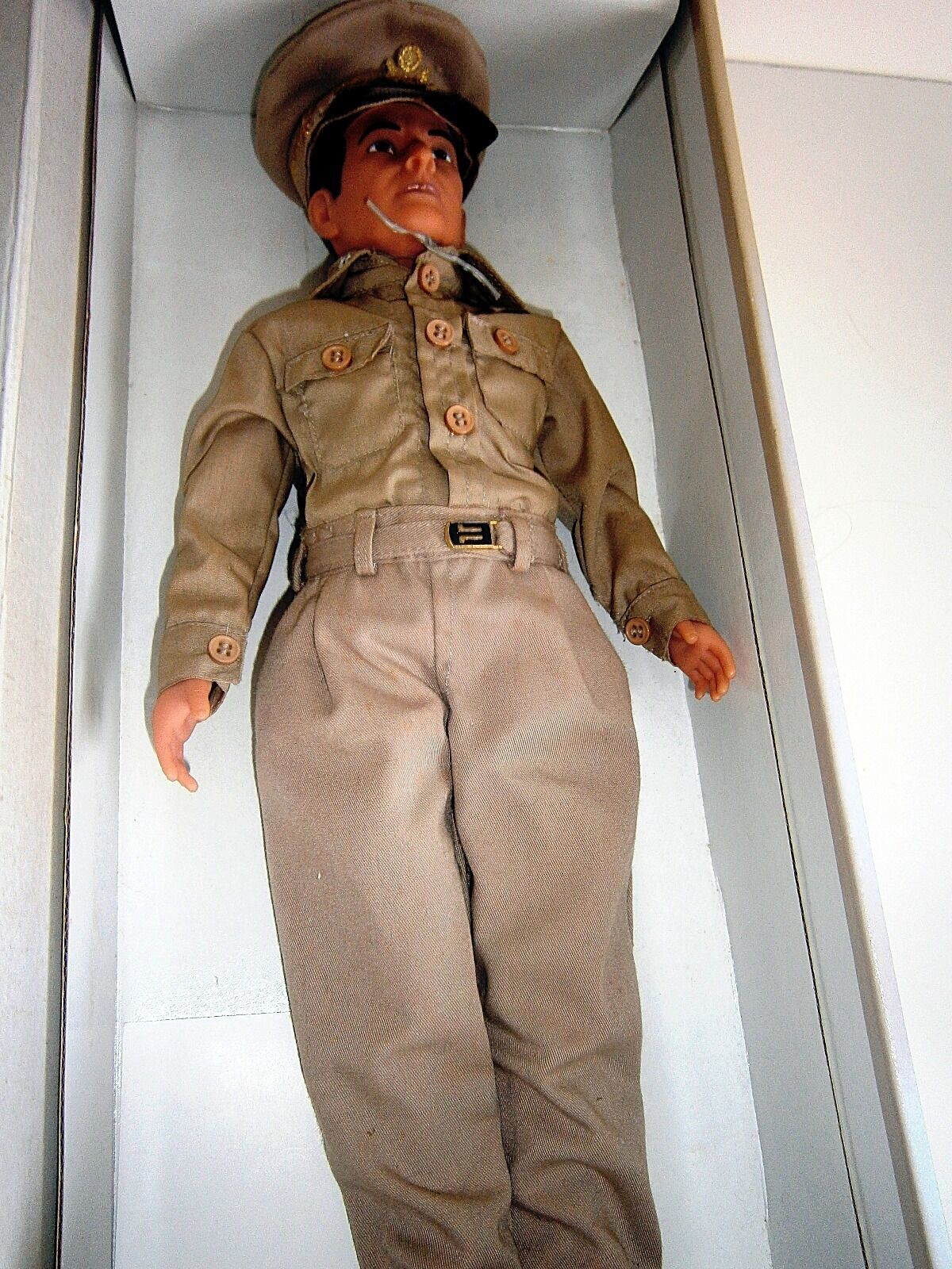 "Primary image for General Douglas MacArthur Doll ""History's Greatest Heroes"" 16"" New by Efanbee"