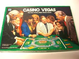 Vintage 1975 Casino Vegas Game, by John Van Rhyn of Caesars Palace LV, NV - $18.95