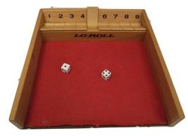 Vintage Lo-Roll Game by Crestline 1950s - $35.00