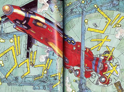 Outlaw Star Vol 1-3 Manga Set by Takehiko Itoh +English