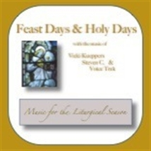 FEAST DAYS & HOLY DAYS by Vicki Kueppers - $22.95