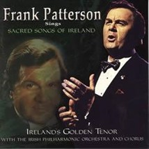 FRANK PATTERSON SINGS SACRED SONGS OF IRELAND - $23.95