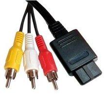 Nintendo AV Cable (Bulk Packaging) [Nintendo Super NES] - $3.91