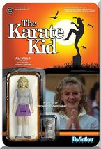 "The Karate Kid: Ali Mills (2015) *Fully Poseable 3 3/4"" Figure / ReAction* - $10.99"