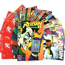 Robin 15 Comic Lot DC Comics Batman Joker's Wild Huntress Hologram Variants - $34.60