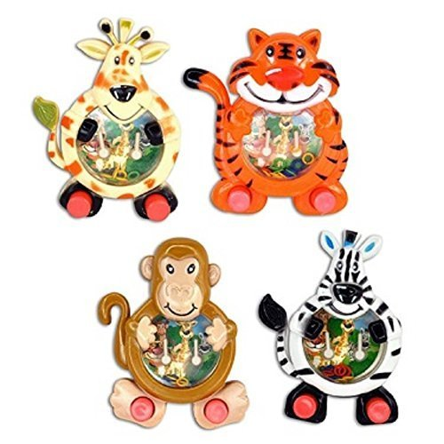 ZOO ANIMAL WATER GAMES - One Item with design and color maybe vary [Toy]