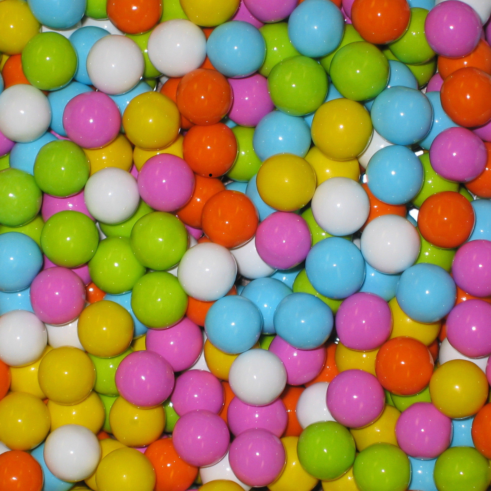 SIXLETS ASSORTED PASTEL, 2LBS