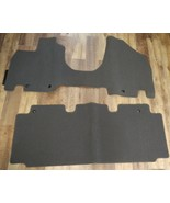 HONDA ODYSSEY OEM Original Factory Floor Mats NH597L front and back - $67.62