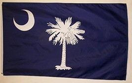 South Carolina State Flag 3' X 5' Indoor Outdoor Palmetto State Banner - $9.95