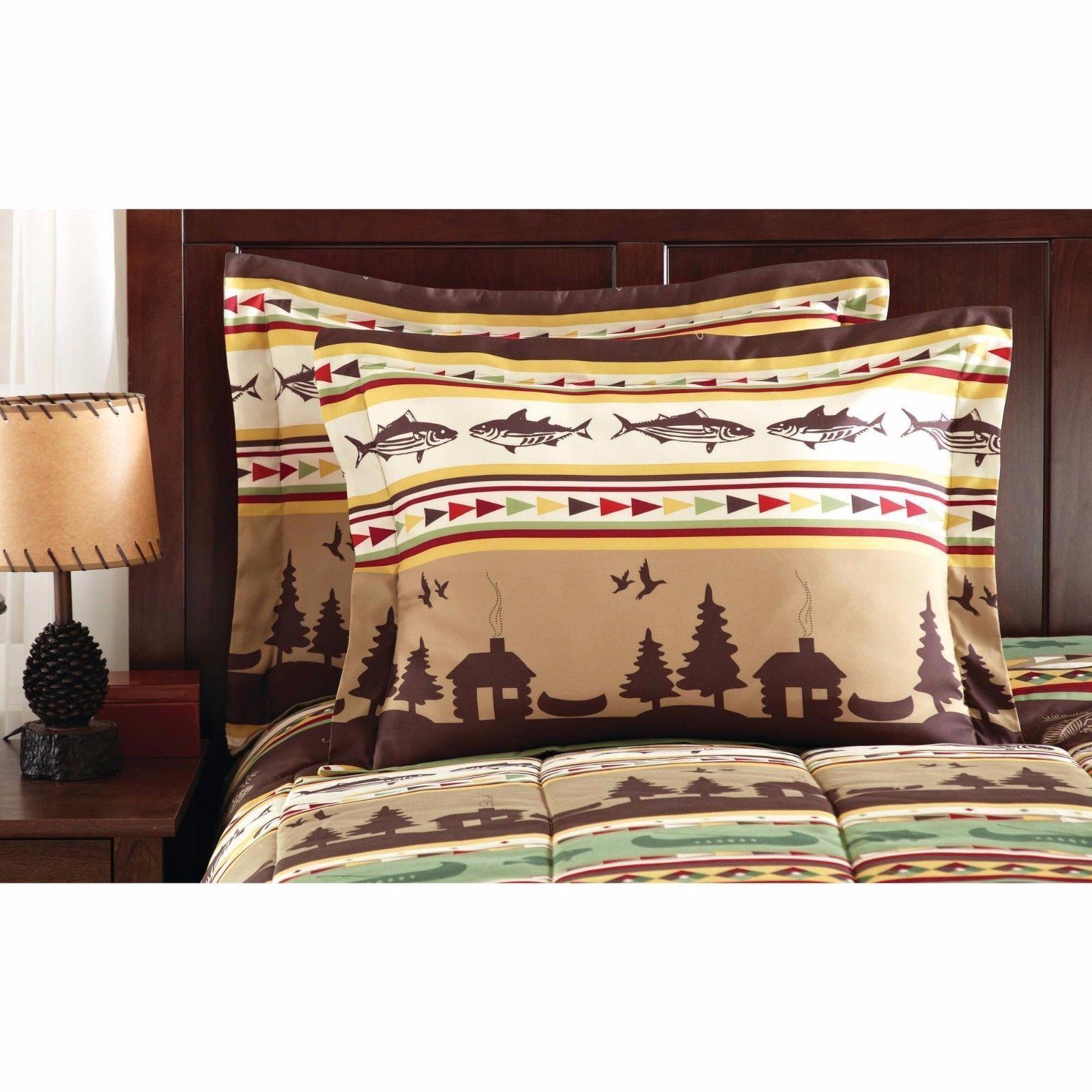 Lodge Bedding Sets In A Bag