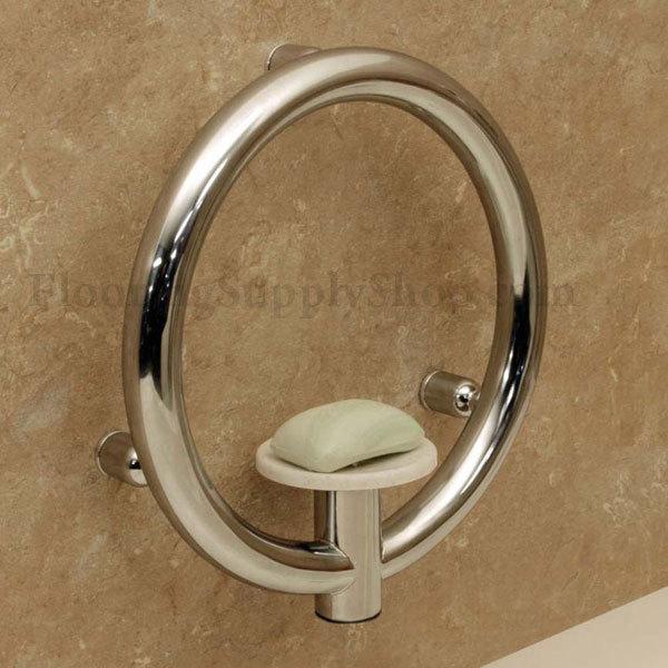 Invisia soap dish