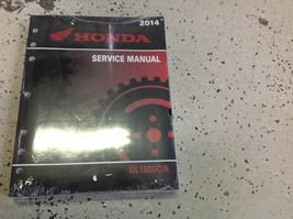 2014 2015 Honda GL1800C Valkyrie Service Repair Shop Manual Factory Oem New - $168.25