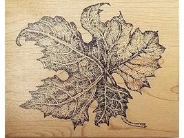 Rubber Monger 1996 Maple Leaf Rubber Stamp image 1